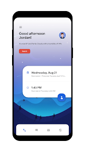 FluidHome for KLWP v2019.Aug.21.14 [Paid] 2