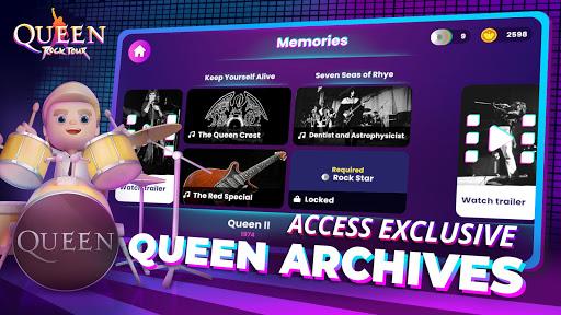 Queen: Rock Tour - The Official Rhythm Game 1.1.2 screenshots 7
