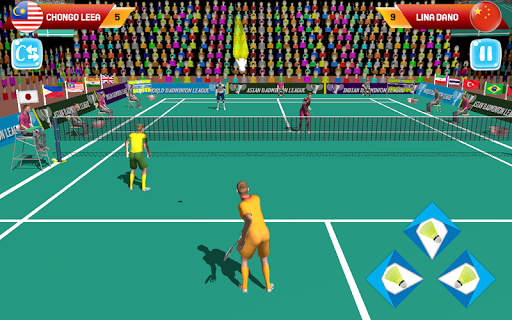 Top Badminton Star Premier League 3D screenshots 16