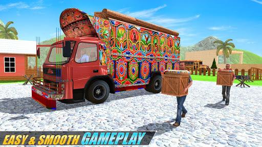 Indian Real Cargo Truck Driver -New Truck Games 21 1.57 screenshots 15