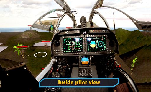 Gunship Helicopter Air War Strike android2mod screenshots 8