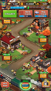 Idle Frontier: Tap Town Tycoon Mod Apk (Free Upgrade) 6