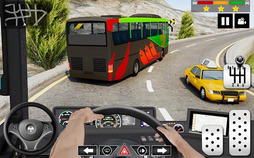 Mountain Bus Simulator 3D apkslow screenshots 2