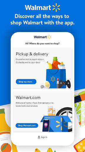 Walmart Shopping & Grocery 20.36.1 Screenshots 3