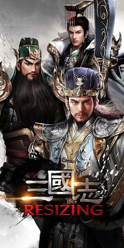 Télécharger Gratuit Three Kingdoms RESIZING apk mod screenshots 1