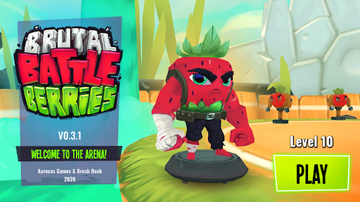 Télécharger Brutal Battle Berries APK MOD (Astuce) screenshots 1