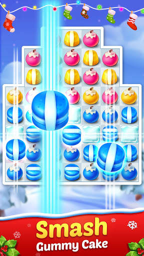 Cake Smash Mania - Swap and Match 3 Puzzle Game 3.0.5050 screenshots 4