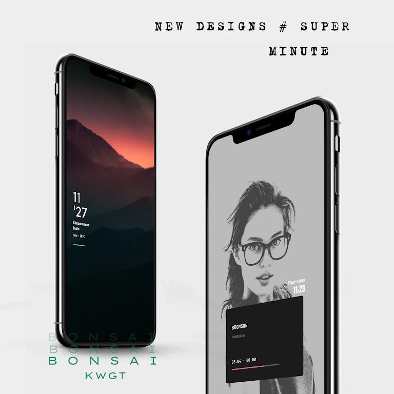 Bonsai KWGT  poster 3