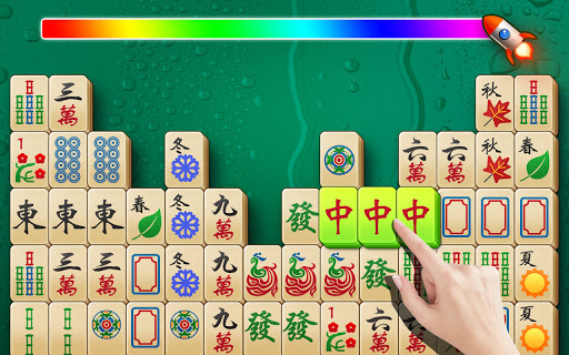 Mahjong&Free Classic match Puzzle Game screenshots 9