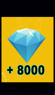 Free ☯ Fire Diamonds For ☯ Free 2021 8.5.4z screenshots 1