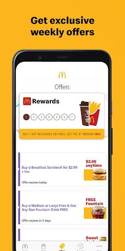 McDonald's Canada 7.2.2 Screenshots 4