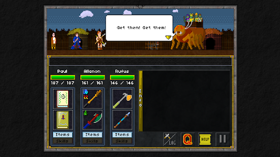 Pixel Heroes: Byte & Magic Screenshot