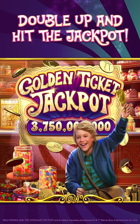 Willy Wonka Slots Free Casino  poster 18