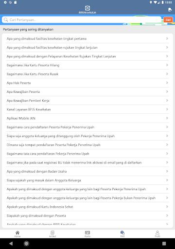 Mobile JKN apktram screenshots 6