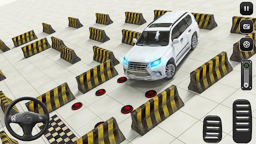 Prado Car Games Modern Car Parking Car Games 2020  screenshots 3