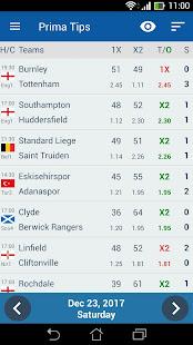 Football Predictions Prima Tips 6.0 Screenshots 4