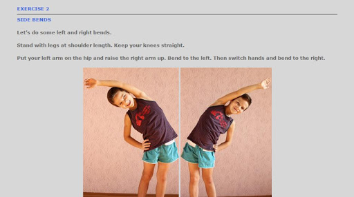 Daily Back Exercises For PC Windows (7, 8, 10, 10X) & Mac Computer Image Number- 14