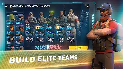 Tom Clancy's Elite Squad - Military RPG  screenshots 7