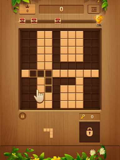 Wood Block Puzzle - Free Classic Block Puzzle Game 2.1.0 screenshots 17