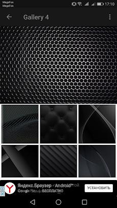 Black Wallpaper HD / Dark Wallpaperのおすすめ画像4