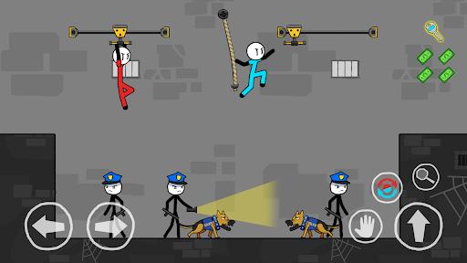 Stickman Escape: Prison Break  screenshots 4