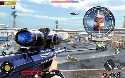 Anti Terrorist Team Shooter Mod Apk: Offline Shooting Games 4