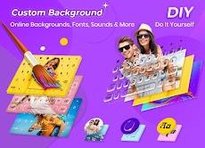 My Photo Keyboard - Emoji Keyboard, Fonts, GIFのおすすめ画像2