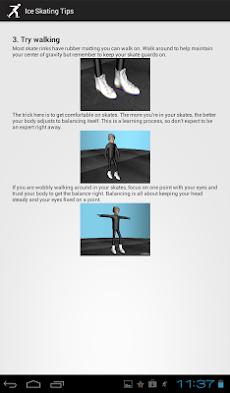 Ice Skating Tipsのおすすめ画像4