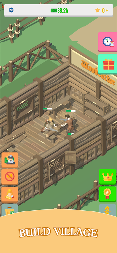 Idle Medieval Village: 3d Tycoon Game 1.0.2 screenshots 2