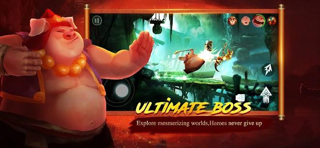 Unruly Heroes Mod 1.1 Apk (Unlocked Free/Unlimited Money) 4
