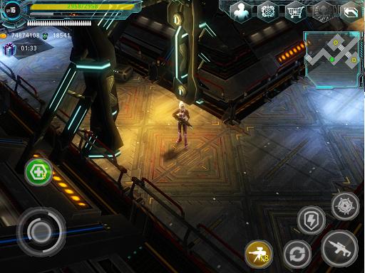 Alien Zone Plus apkpoly screenshots 9