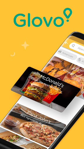 Glovo: Order Anything. Food Delivery and Much More Latest screenshots 1