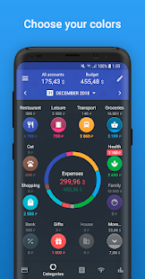 1Money - Expense Tracker, Money Manager, Budget Screenshot
