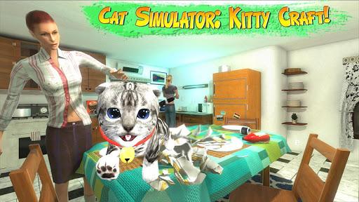 Cat Simulator : Kitty Craft apkpoly screenshots 9
