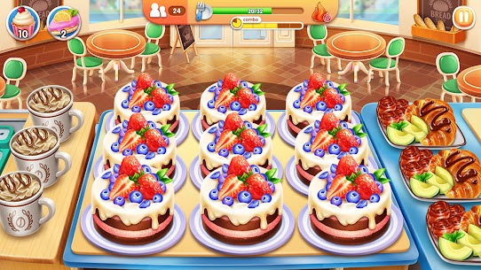 Free My Cooking – Restaurant Food Cooking Games Apk Download 2021 3