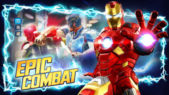 Download Marvel Strike Force Mod Apk [Unlimited Money, Power Cores] 4