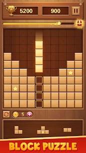 Wood Block Puzzle – Classic Brain Puzzle Game Apk Download 2021 1
