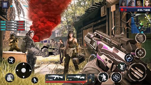 Real Commando Shooting FPS Game: Sniper Shooting  screenshots 9