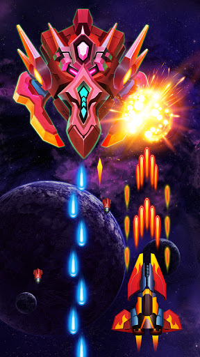 Galaxy Invaders: Alien Shooter -Free Shooting Game apkpoly screenshots 3