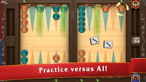 Backgammon Masters Free  screenshots 3