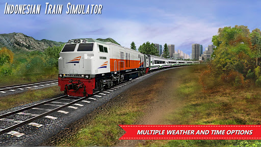 Indonesian Train Simulator 2020.0.8 Screenshots 3
