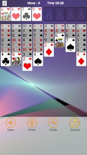 FreeCell Solitaire 1.2 Unlocked MOD APK Android 1