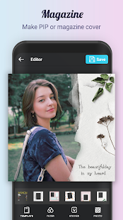 Photo Collage Maker - Pic Editor & Picture Grid