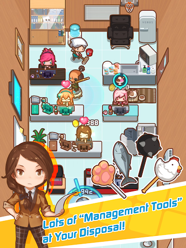 OH~! My Office - Boss Simulation Game 1.5.7 screenshots 18