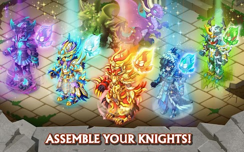 Knights and Dragons APK 3