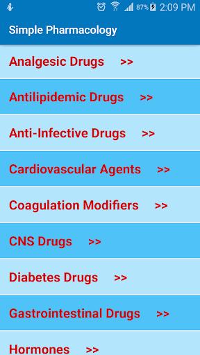 Simple Pharmacology  Screenshots 8