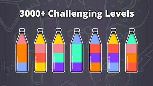 Water Sort - Color Sorting Game & Puzzle Game  screenshots 8