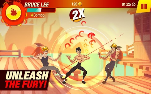 Bruce Lee: Enter The Game Mod Apk (Unlimited Money) 6