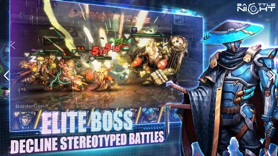 Battle Night: Cyberpunk-Idle RPG 1