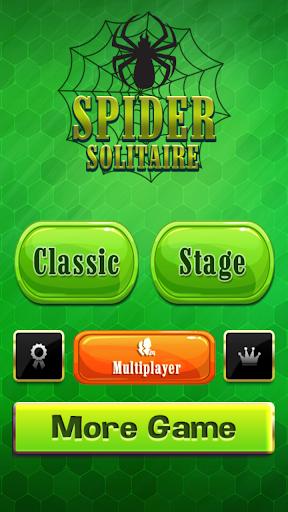Classic Spider Solitaire screenshots 1